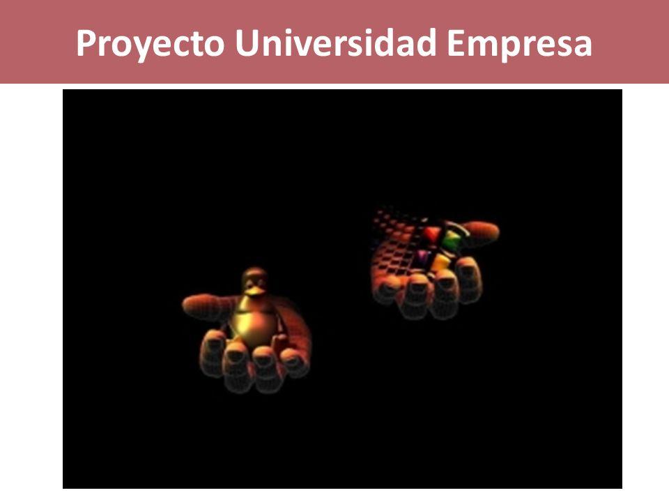 Proyecto Universidad Empresa