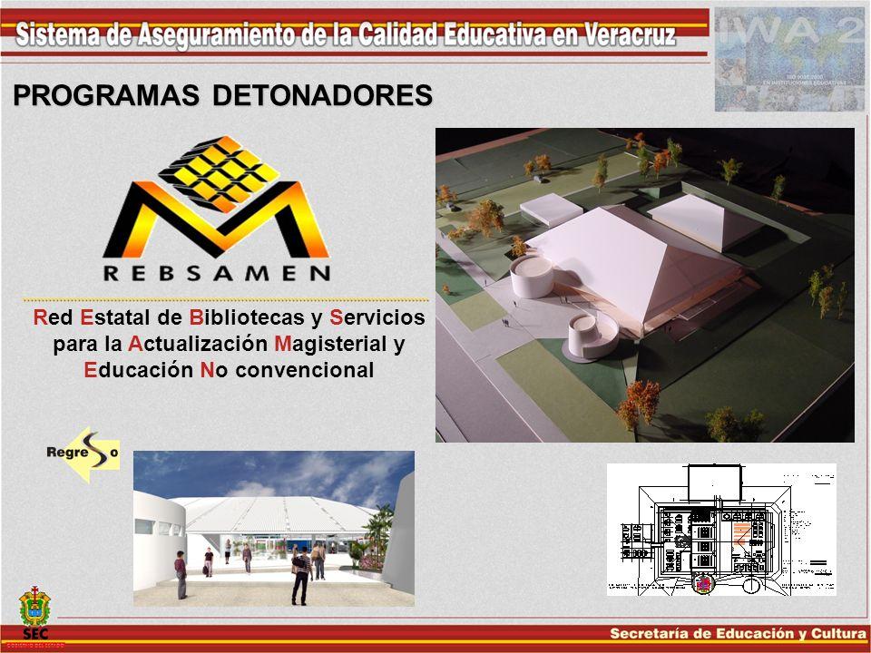 PROGRAMAS DETONADORES
