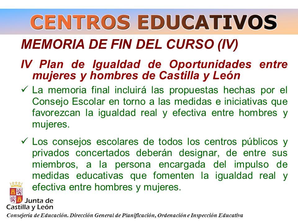 MEMORIA DE FIN DEL CURSO (IV)