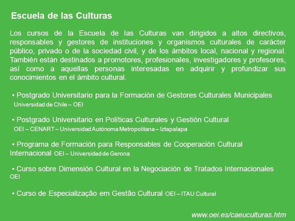 Escuela de las Culturas