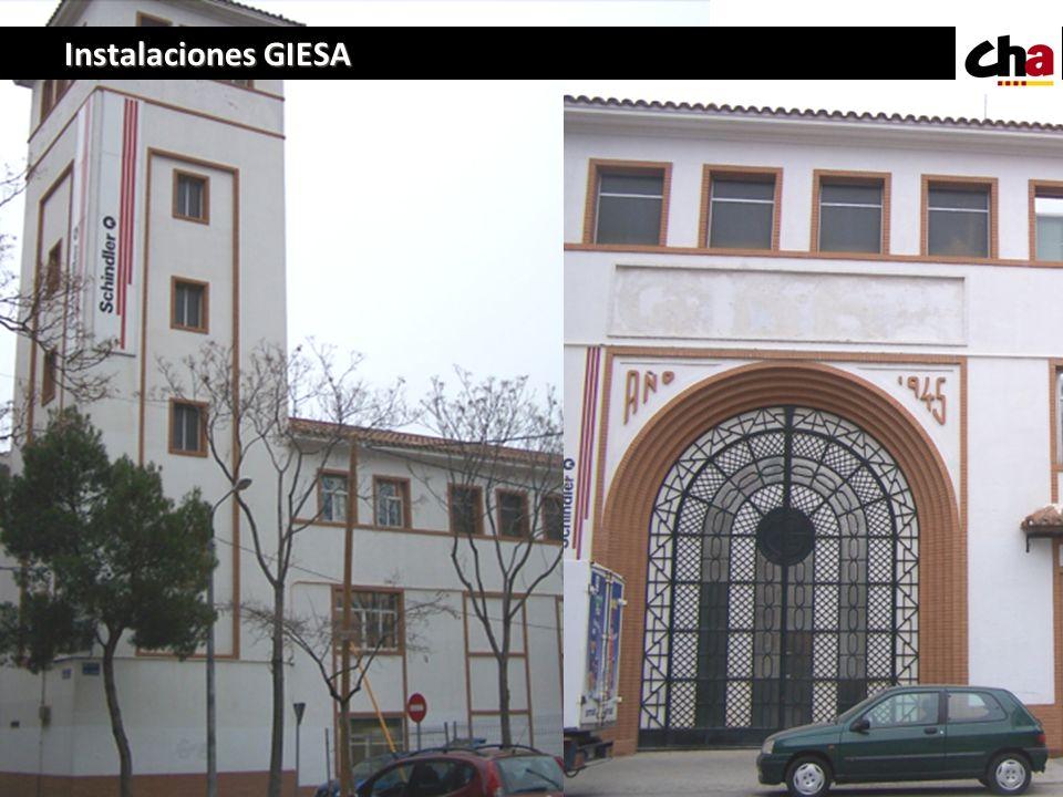 Instalaciones GIESA