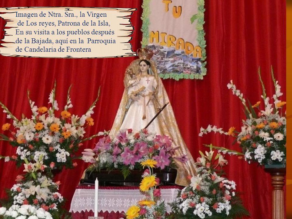 Imagen de Ntra. Sra., la Virgen