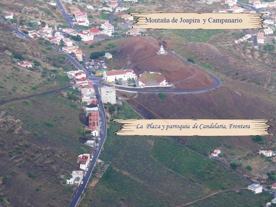 Montaña de Joapira y Campanario