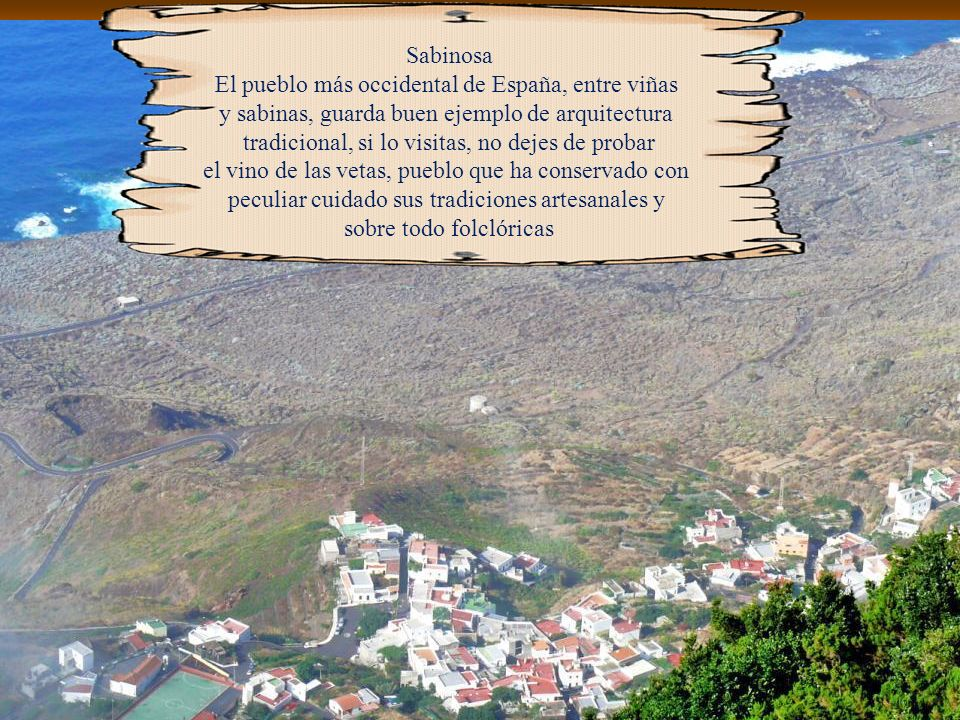 El pueblo más occidental de España, entre viñas