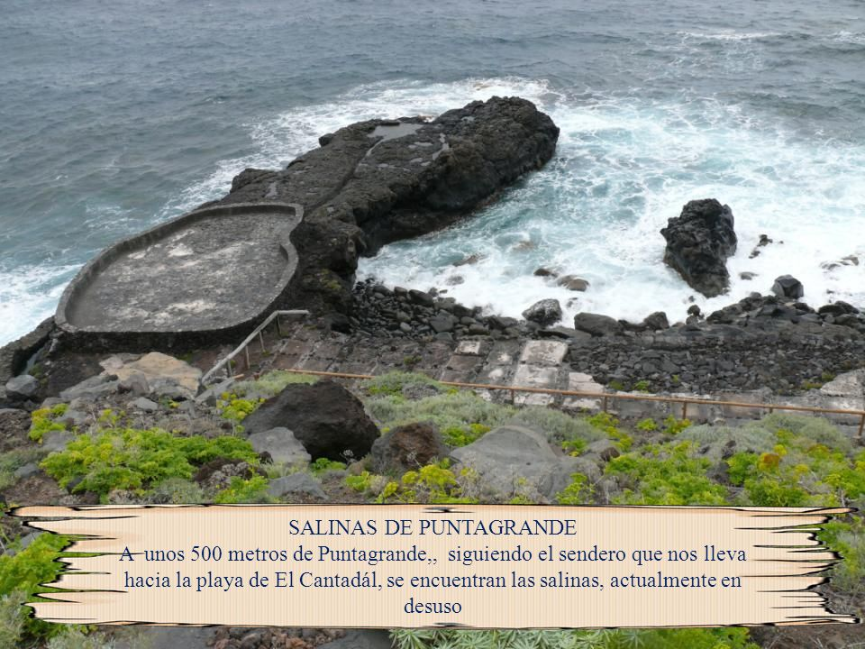 SALINAS DE PUNTAGRANDE