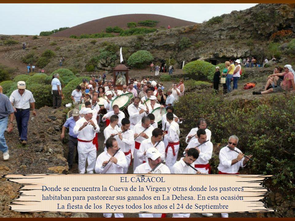 La fiesta de los Reyes todos los años el 24 de Septiembre