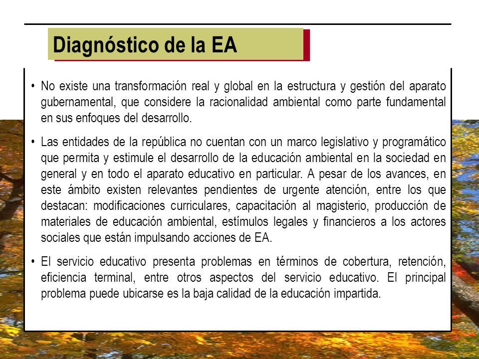 Diagnóstico de la EA