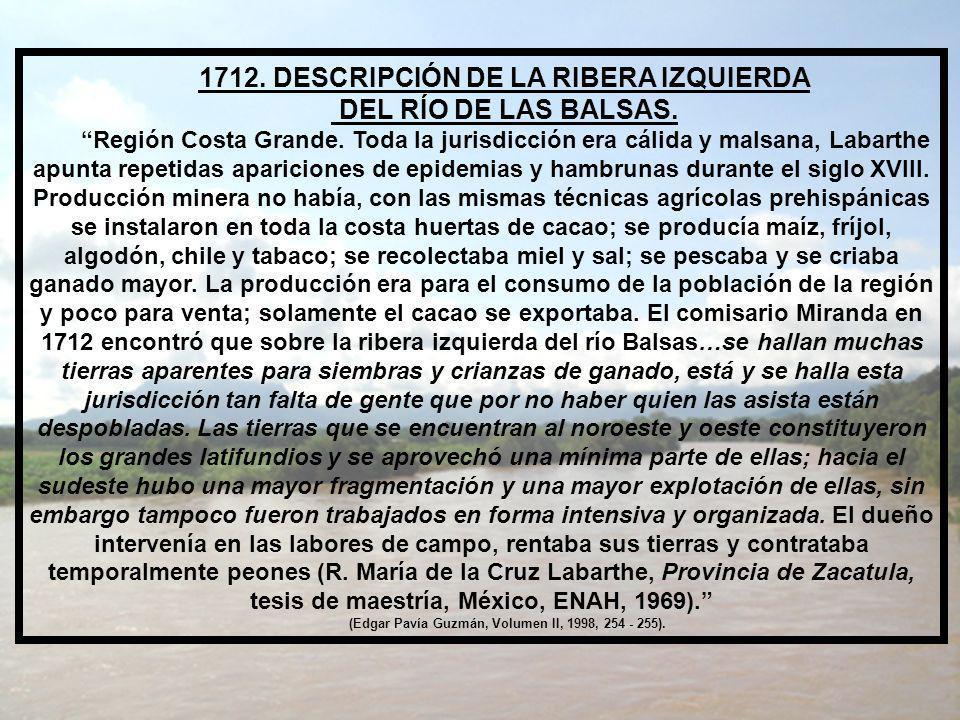 (Edgar Pavía Guzmán, Volumen II, 1998, 254 - 255).