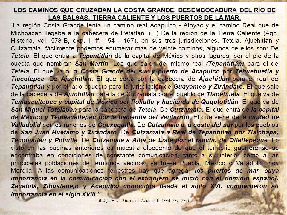 (Edgar Pavía Guzmán, Volumen II, 1998: 297- 298).
