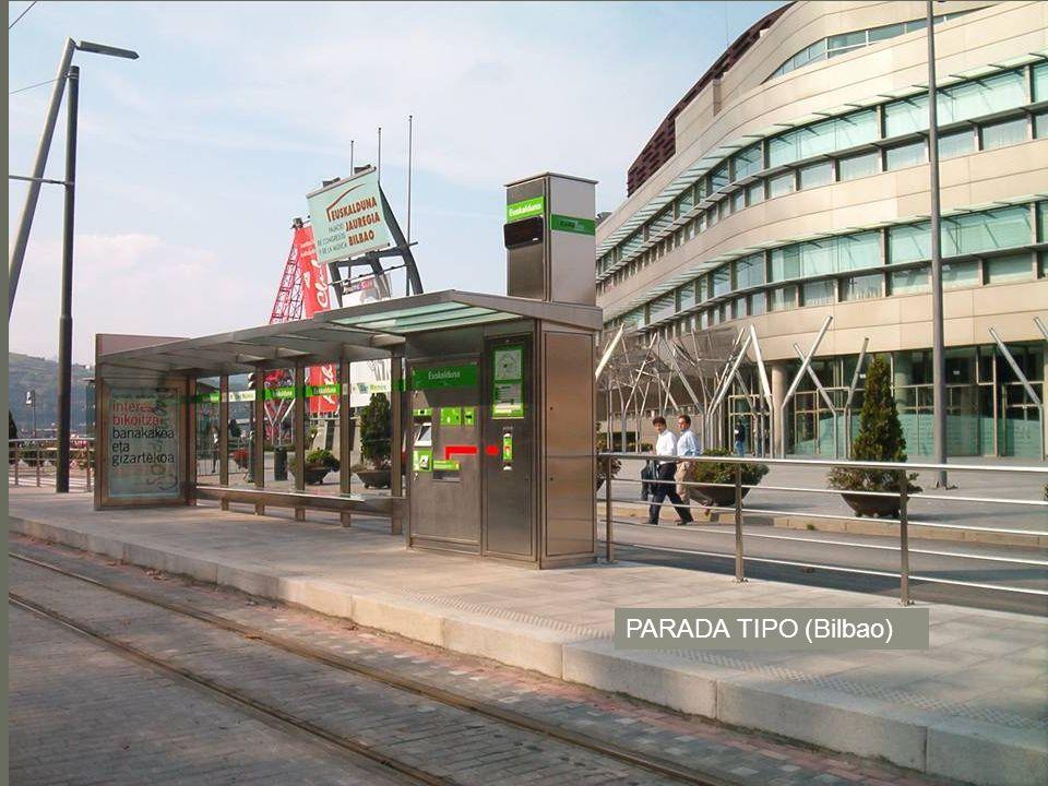 PARADA TIPO (Bilbao)
