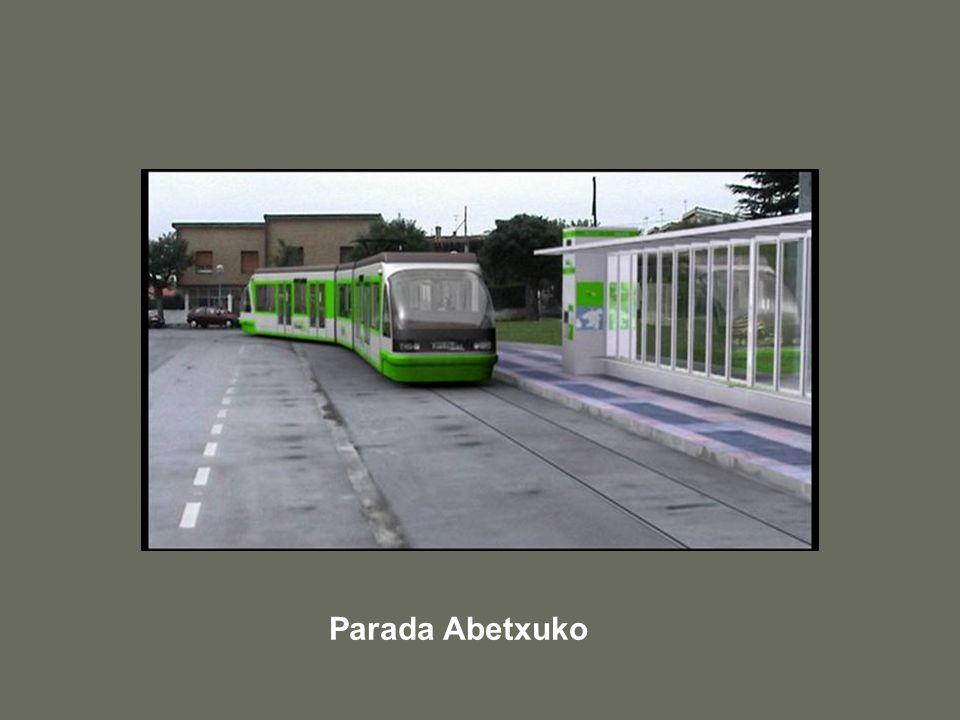 Parada Abetxuko