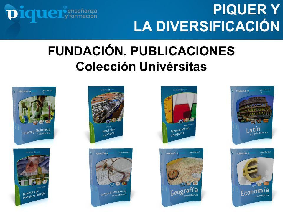 FUNDACIÓN. PUBLICACIONES