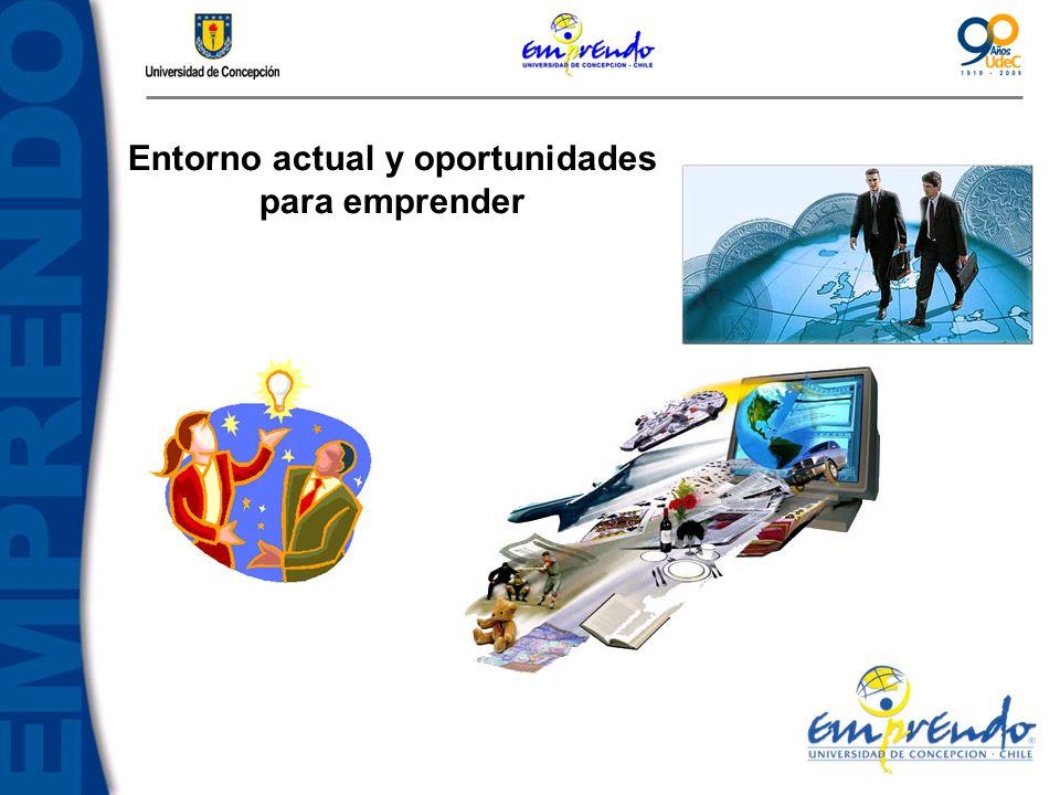 Entorno actual y oportunidades