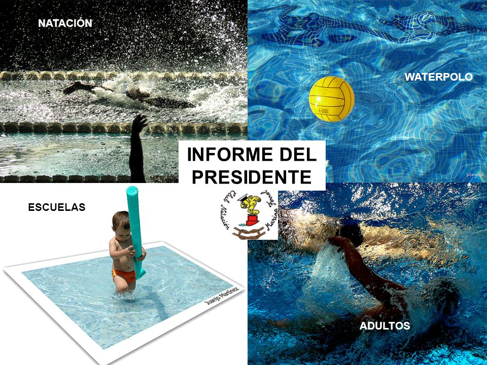 INFORME DEL PRESIDENTE