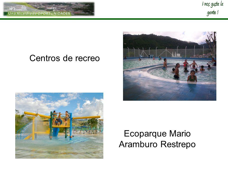 Ecoparque Mario Aramburo Restrepo