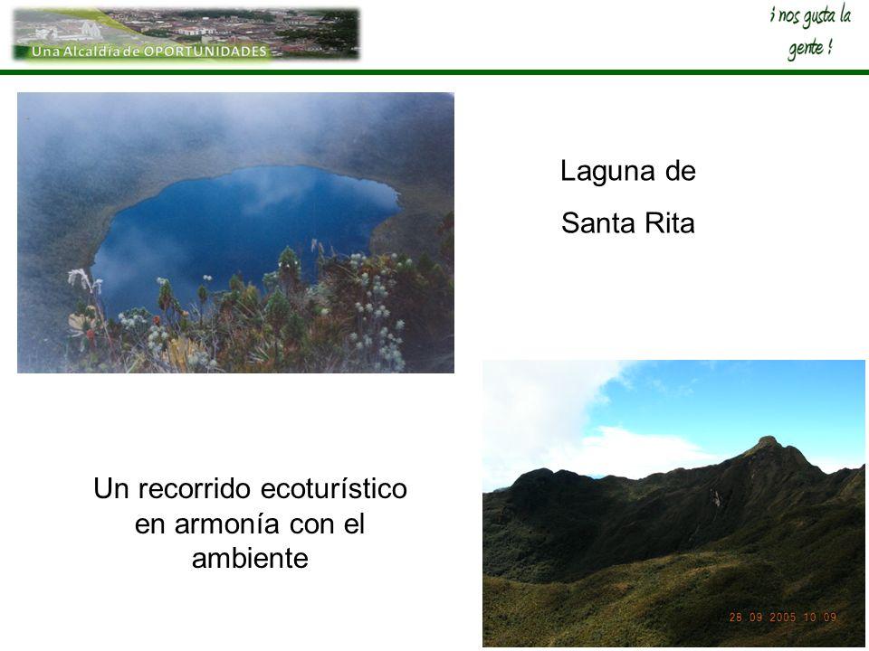Un recorrido ecoturístico en armonía con el ambiente