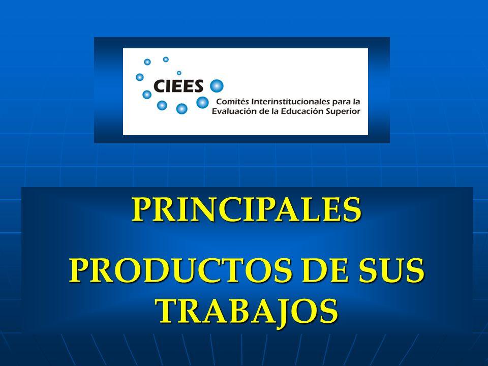 PRODUCTOS DE SUS TRABAJOS