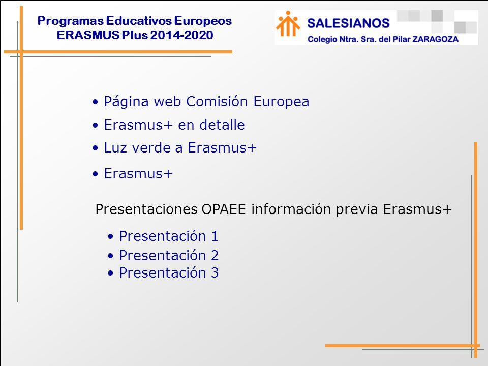 Página web Comisión Europea