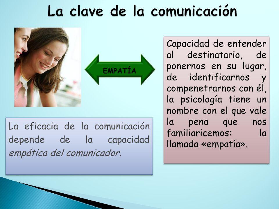 La clave de la comunicación