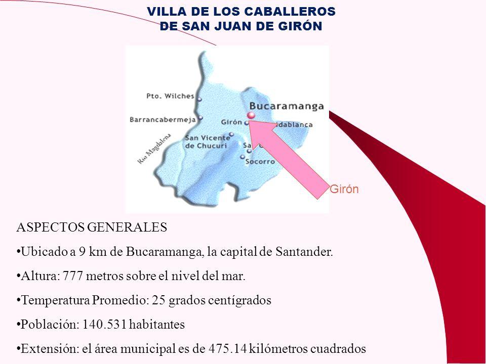 VILLA DE LOS CABALLEROS
