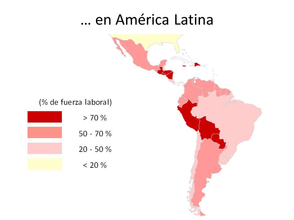 … en América Latina