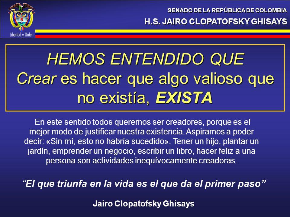 Jairo Clopatofsky Ghisays