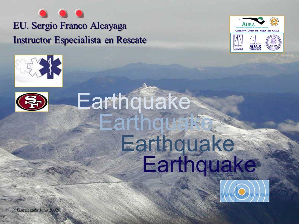 Earthquake Earthquake Earthquake Earthquake EU. Sergio Franco Alcayaga