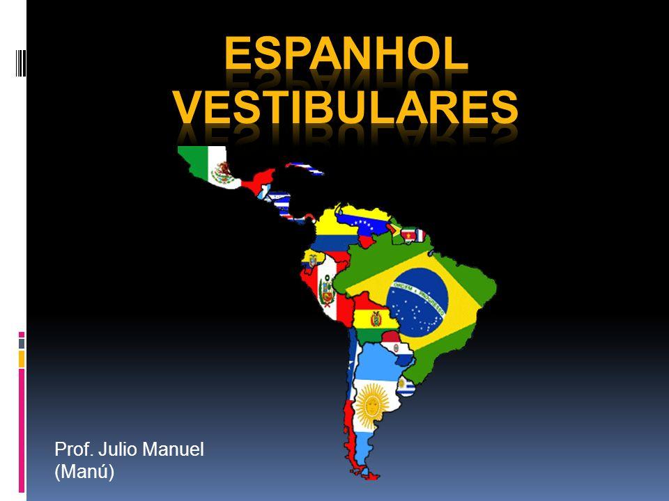 ESPANHOL vestibulares