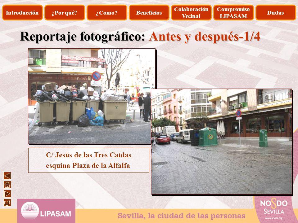 Reportaje fotográfico: Antes y después-1/4