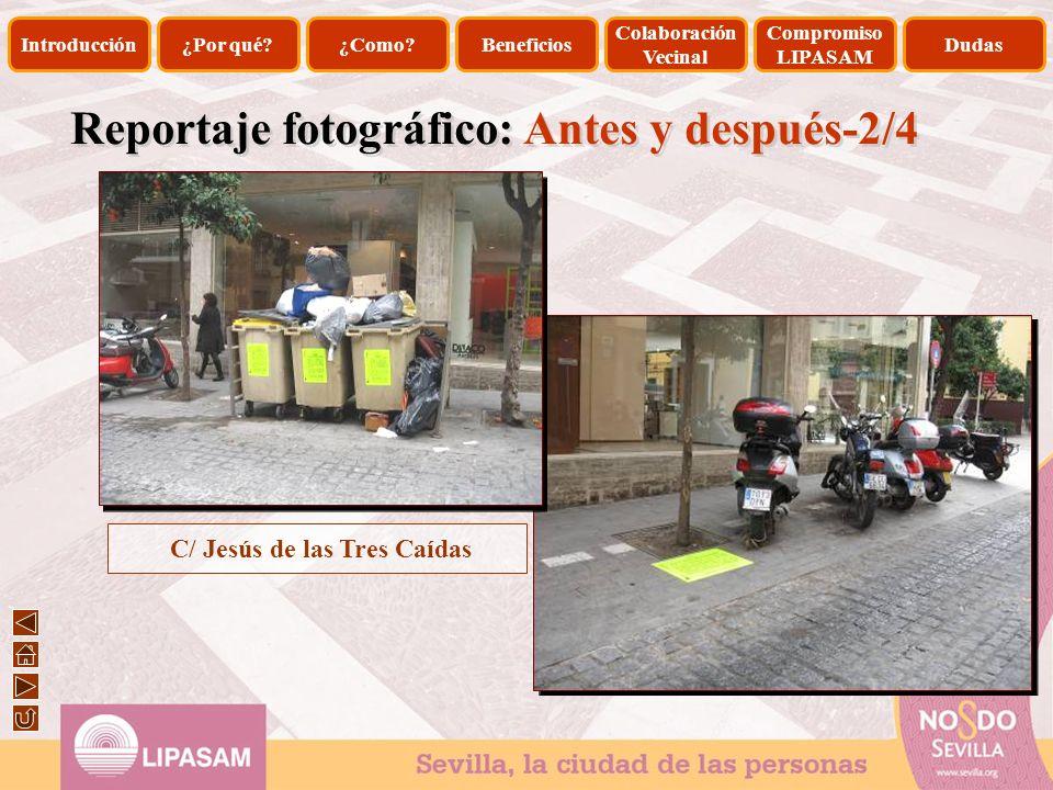 Reportaje fotográfico: Antes y después-2/4