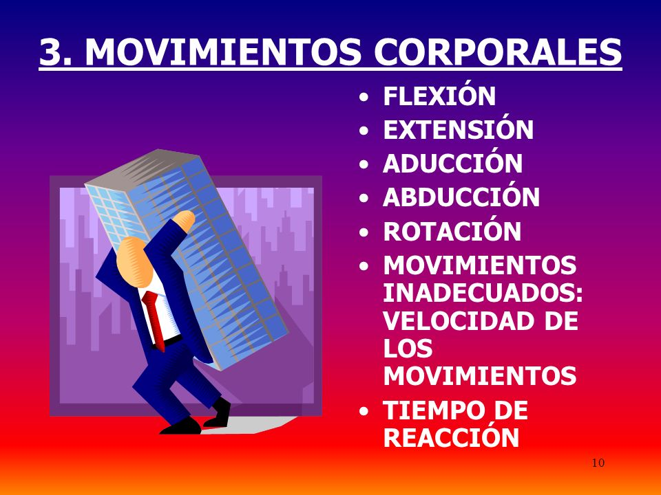 3. MOVIMIENTOS CORPORALES