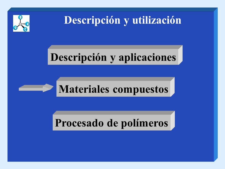 Descripción y utilización
