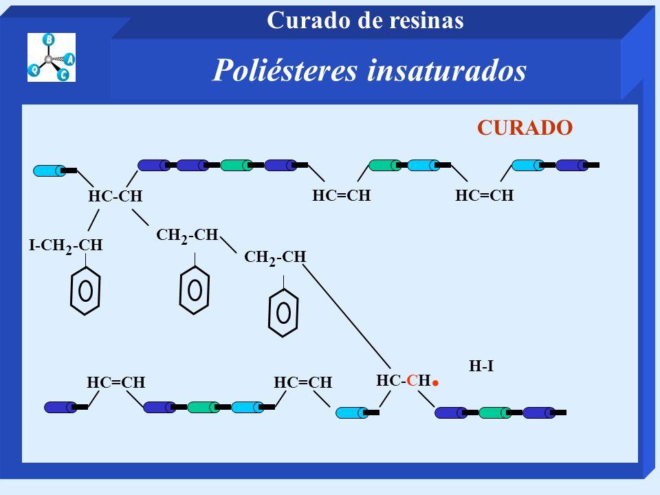 Poliésteres insaturados