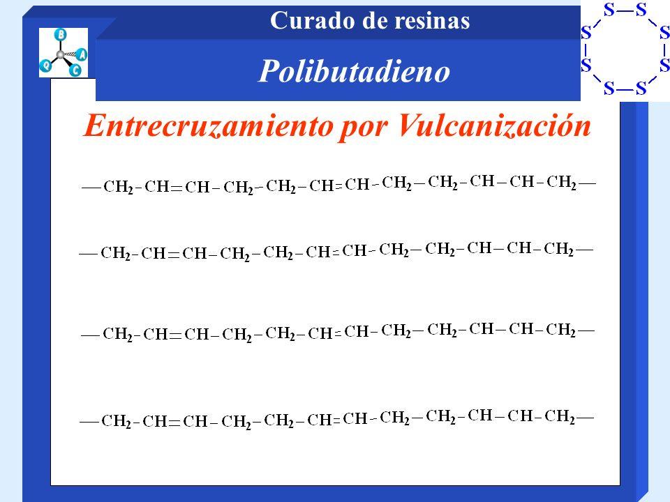 Entrecruzamiento por Vulcanización