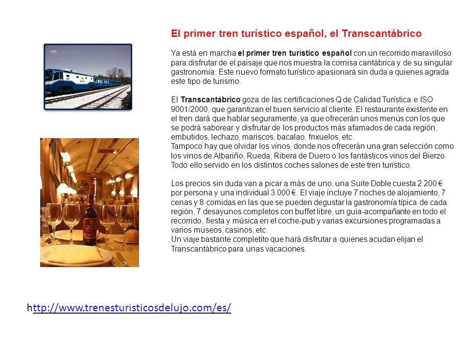 Un viaje que nunca olvidará. http://www.trenesturisticosdelujo.com/es/