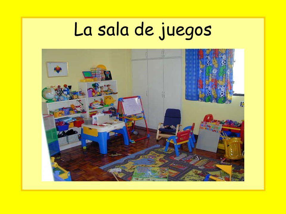 La sala de juegos