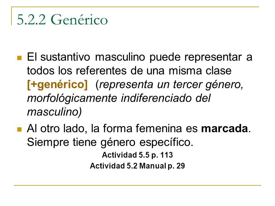5.2.2 Genérico