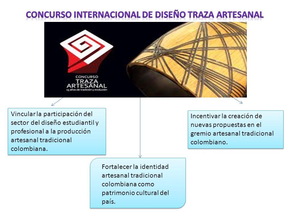 Concurso Internacional de Diseño Traza Artesanal