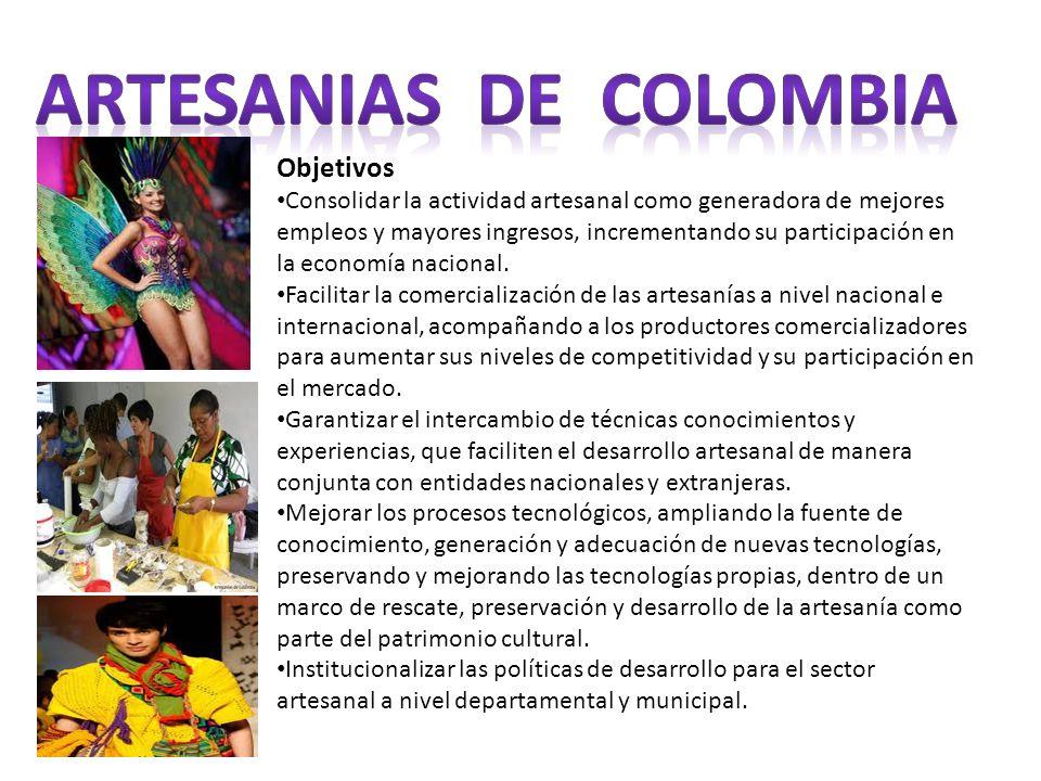 ARTESANIAS DE COLOMBIA