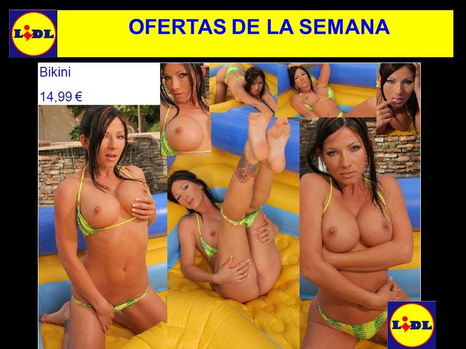 OFERTAS DE LA SEMANA Bikini 14,99 €