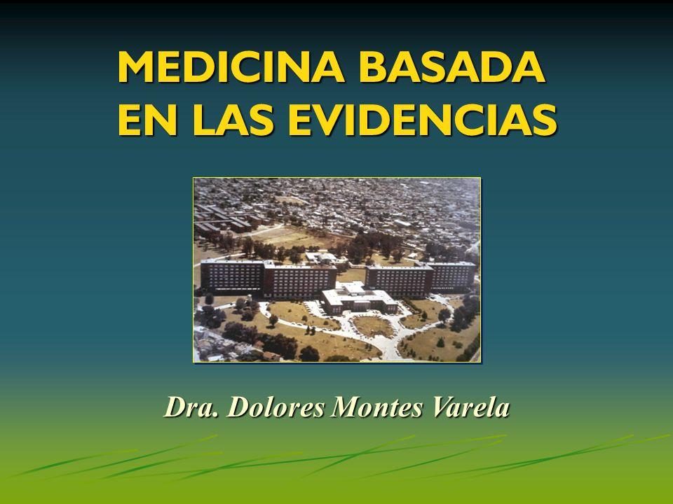 Dra. Dolores Montes Varela