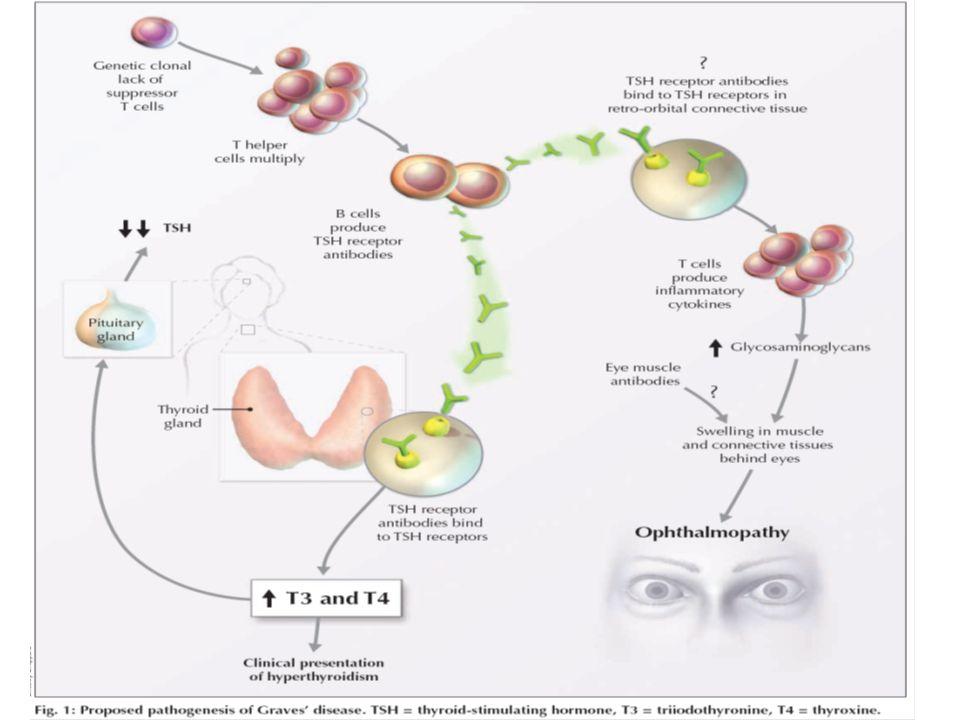 Fisiopatología Graves