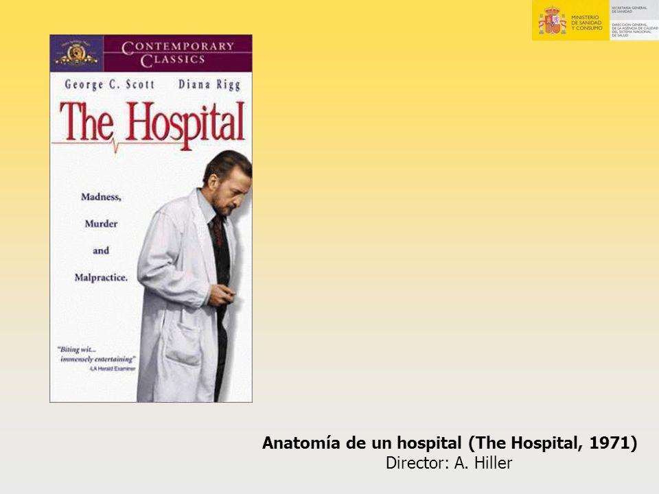 Anatomía de un hospital (The Hospital, 1971)