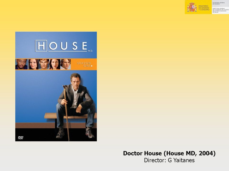 Doctor House (House MD, 2004)