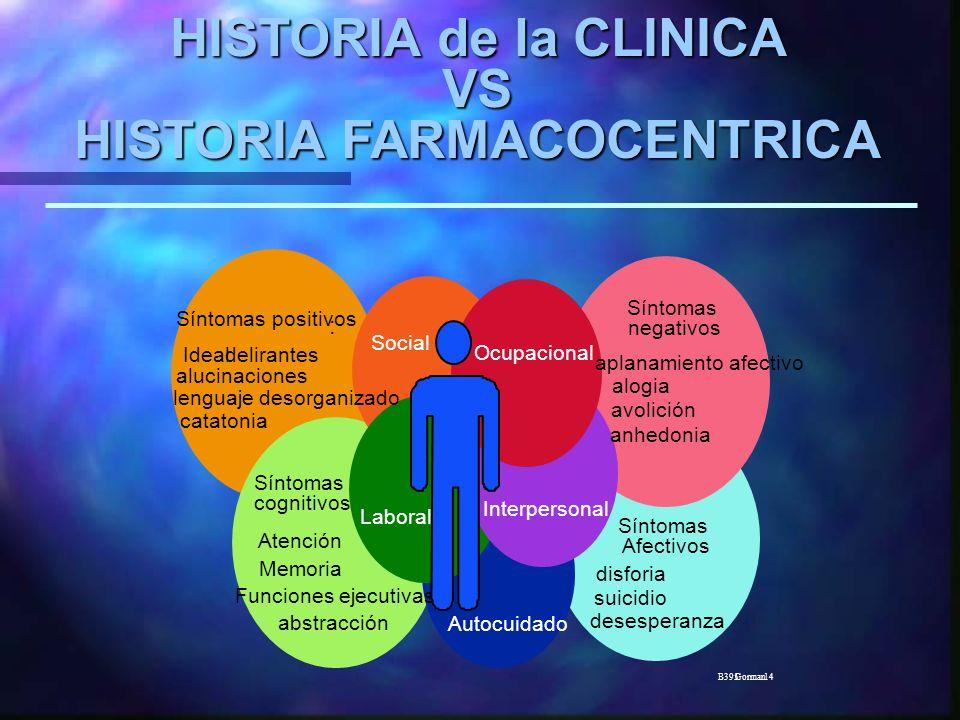 HISTORIA FARMACOCENTRICA