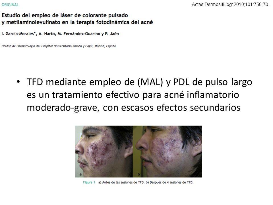 Actas Dermosifiliogr.2010;101:758-70.