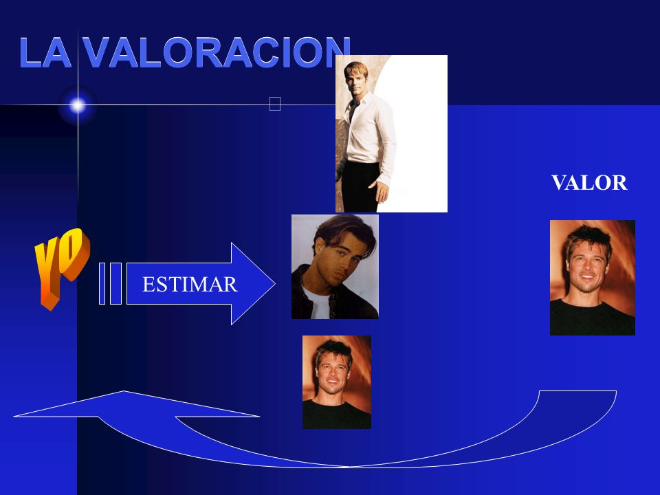 LA VALORACION VALOR YO ESTIMAR