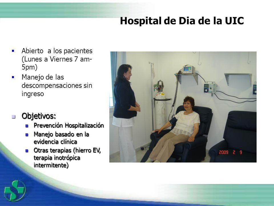 Hospital de Dia de la UIC