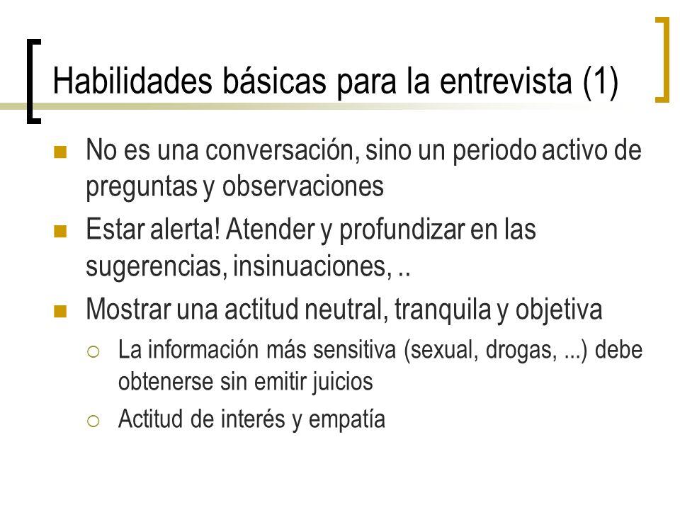 Habilidades básicas para la entrevista (1)