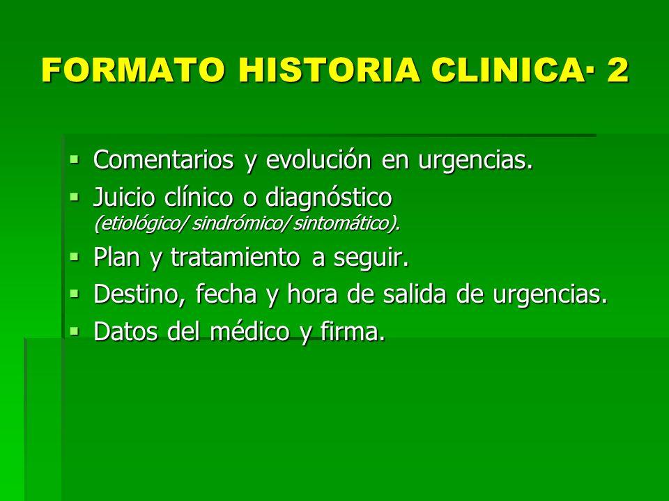 FORMATO HISTORIA CLINICA· 2